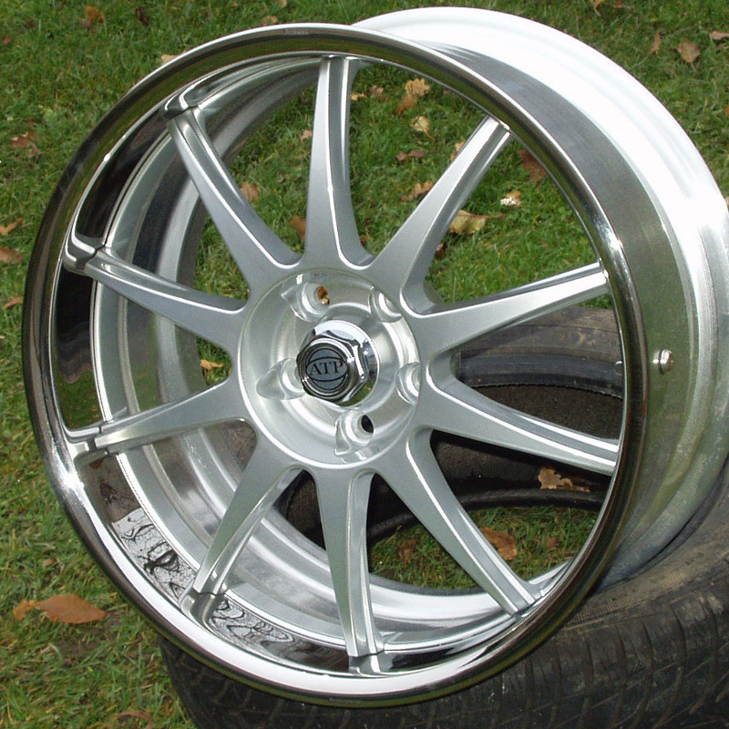 ATP 10 RAZZE FORGED