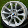 BMW style 411 ( original BMW ) DEMO 7x16 5x120 ET40.00 silver