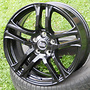 MAM RS2 7,5x17 5x112 ET42.00 black painted