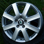 VW Chamonix originál VW PASSAT 3C BAZAR 6x17 5x112 ET45.00 silver