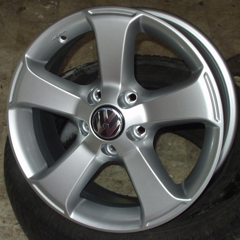 VW SIMA DEMO 6,5x16 5x112 ET33.00 silver