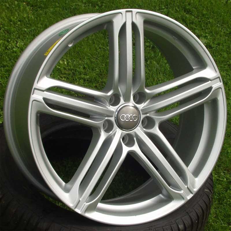 WSP ITALY W560 POMPEI 8x18 5x112 ET39.00 silver