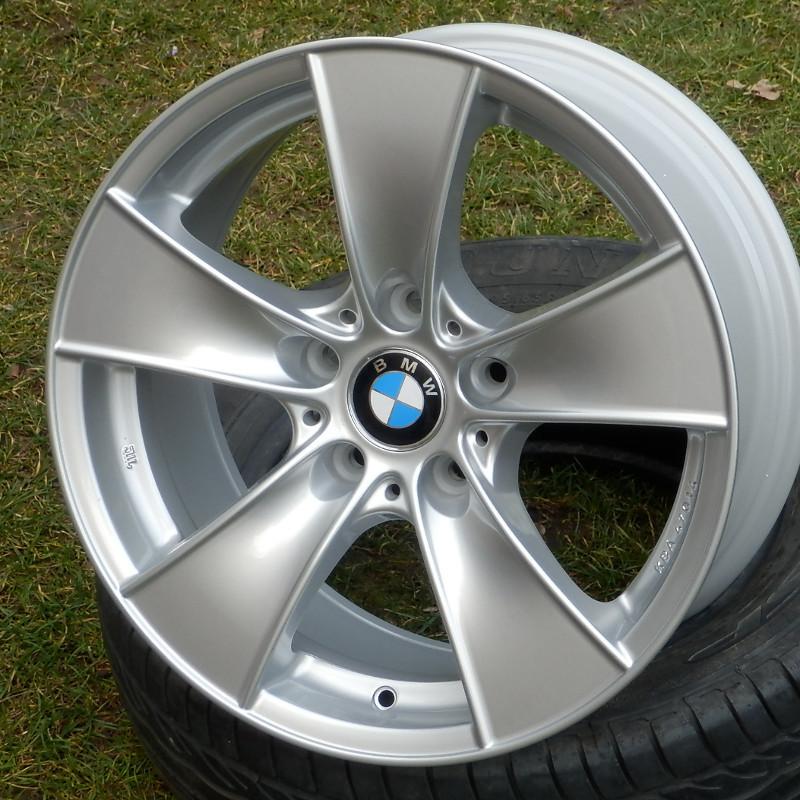 ALUTEC E BMW 8,5x18 5x120 ET35.00 silber