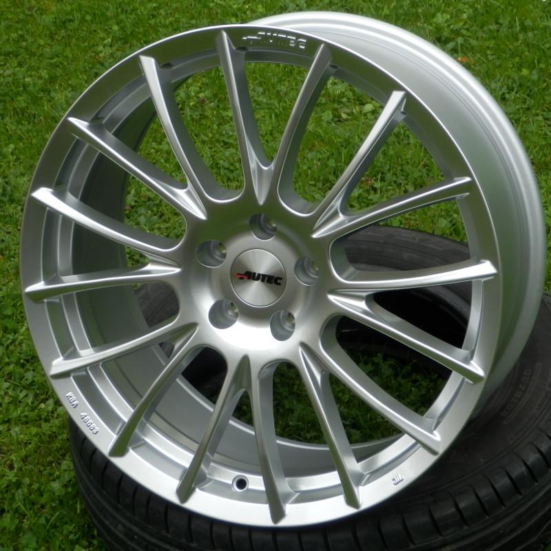 AUTEC V ( VERON ) DEMO 9x20 5x120 ET30.00 silver