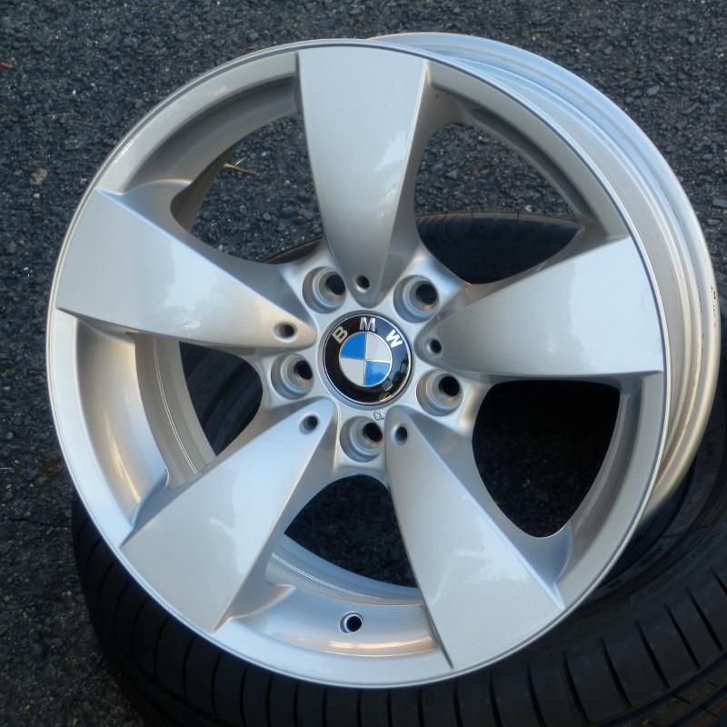BMW original BMW E60 DEMO 7,5x17 5x120 ET20.00 silver