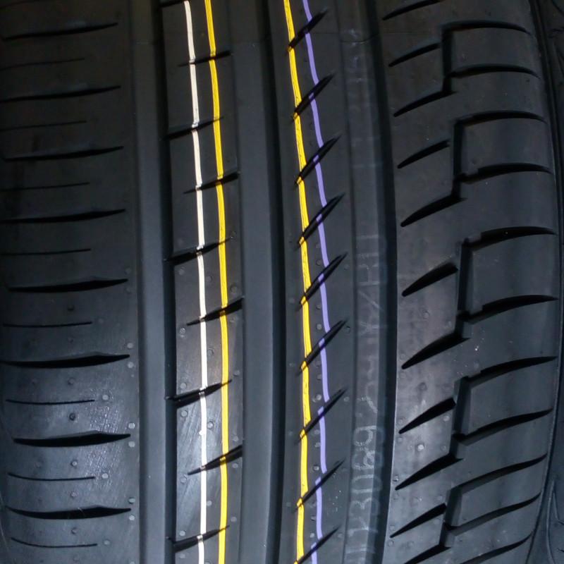 Continental PREMIUM CONTACT 6 245/45 R18 100 MOE TL XL FR