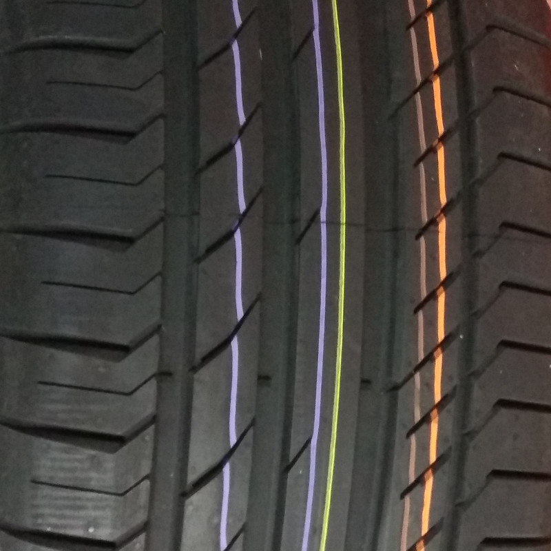 Continental CONTI SPORT CONTACT 5P 255/35 R19 96Y TL XL FR
