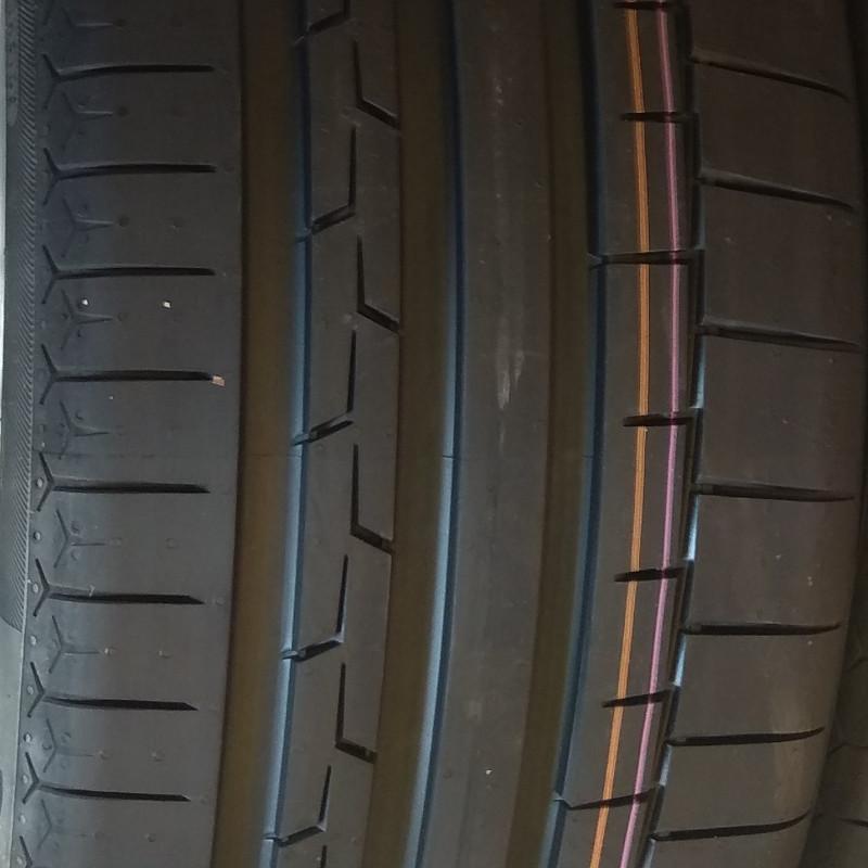 Continental SPORT CONTACT 6 245/35 R20 95Y TL XL ZR FR