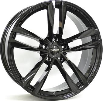 MONACO MC7 9x22 5x112 ET26.00 gloss black