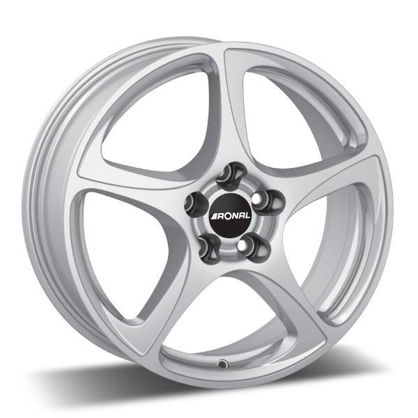 RONAL R53 8x17 5x114,3 ET35.00 silver