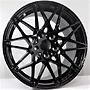 REPLICAS Sleek 8x19 5x120 ET35.00 black