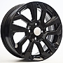 REPLICAS  6x15 4x100 ET50.00 black