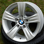BMW style 391 ( original BMW ) DEMO 7,5x16 5x120 ET37.00 silver