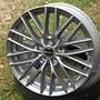 BORBET BS5 8x18 5x112 ET50.00 metal grey
