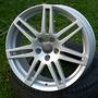 DESIGN RS4 7,5x17 5x112 ET42.00 silver