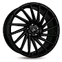 KESKIN KT17 10x22 5x112 ET20.00 matt black painted
