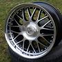 KESKIN KT4 9x17 5x120 ET20.00 black front polish