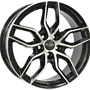ANZIO 6,5X16 ANZIO SPARK 5/105   ET38 CH56,6 6,5x16 5x105 ET38.00 gloss black / polished