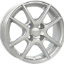 ANZIO SPLIT 5,5x14 4x100 ET35.00 silver