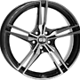 8,5X19 EW11 5/108 ET47 CH63,4 8,5x19 5x108 ET47.00 gloss black / polished
