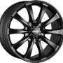 OXXO RACY 9x19 5x120 ET18.00 gloss black