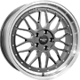 8,5X19 B9(279) 5/112 ET35 CH73,1 8,5x19 5x112 ET35.00 gunmetal / polished