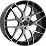 SOLEIL 9,5X19 SOLEIL LXM-1 5/120   ET38 CH72,6 9,5x19 5x120 ET38.00 gloss black / polished