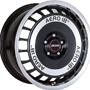 RONAL R50 AERO 7,5x16 4x100 ET38.00 gloss black / polished