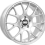 BBS CHR 8x20 5x120 ET36.00 silver / polished