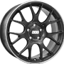 BBS CHR 8,5x18 5x112 ET47.00 dull black / polished