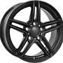 RIAL M10X/RS/ET36 7,5x17 5x112 ET36.00 racing-schwarz