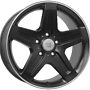 WSP ITALY W779 9,5x19 5x130 ET50.00 dull black r polished