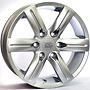 WSP ITALY W3001 PAJERO 7,5x18 6x139,7 ET46.00 super silver