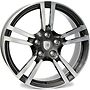 WSP ITALY W1054 SATURN 11x19 5x130 ET51.00 anthracite polished