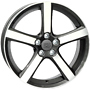 WSP ITALY W1257 NORD 7,5x18 5x108 ET52.50 anthracite polished