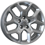 WSP ITALY UTAH38CR05 7x17 5x110 ET41.00 silver