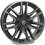 WSP ITALY FABRO3LA17 6,5x16 4x98 ET30.00 anthracite polished