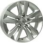 WSP ITALY W854 LIONE 7x16 5x108 ET44.00 silver