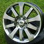 WSP ITALY W2353 BRISTOL /  FREELANDER 8x19 5x108 ET55.00 dark silver