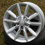 WSP ITALY W550 Allroad CANYON 7,5x17 5x112 ET28.00 silver