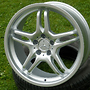 WSP ITALY W726 AMG E55 8x19 5x112 ET30.00 silver