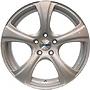 XTREME GT5 6,5x15 5x108 ET42.00 silver