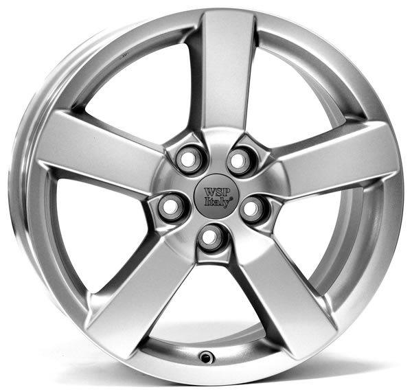 WSP ITALY W3002 BOLTON 7x17 5x114,3 ET38.00 silver