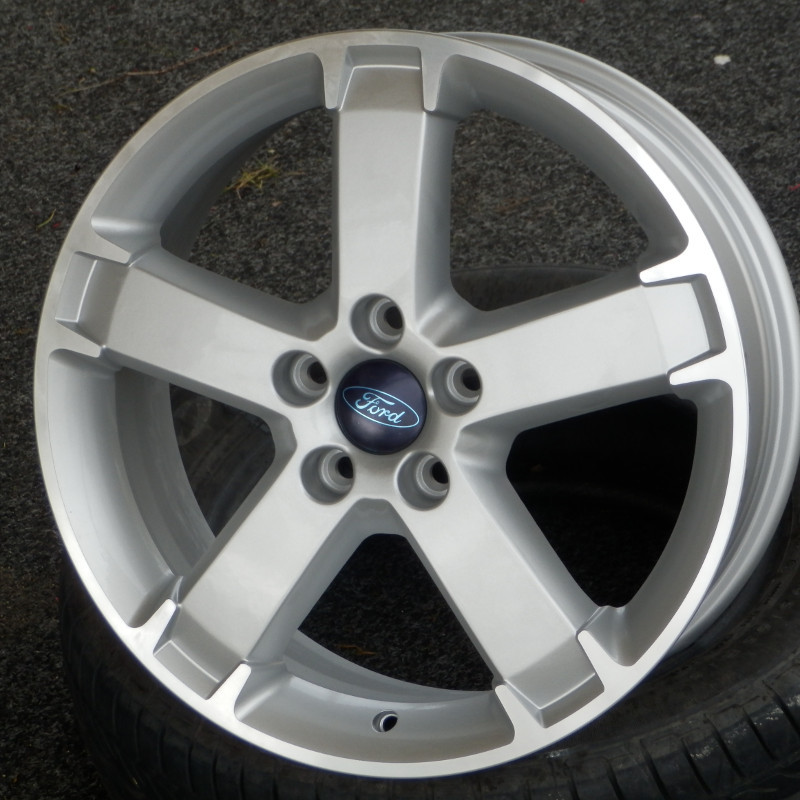 WSP ITALY T911 6,5x17 5x108 ET52.50 silver