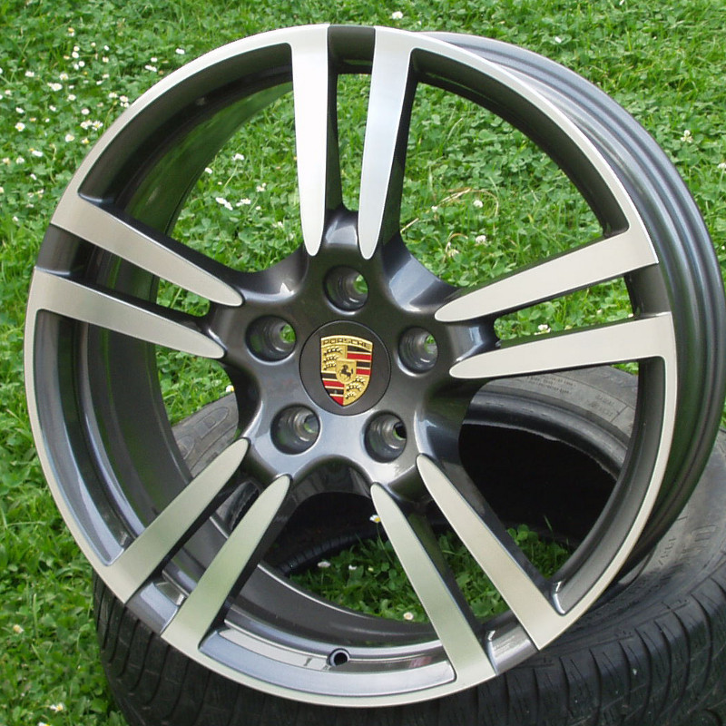 WSP ITALY W1054 SATURN 9,5x20 5x130 ET65.00 anthracite polished
