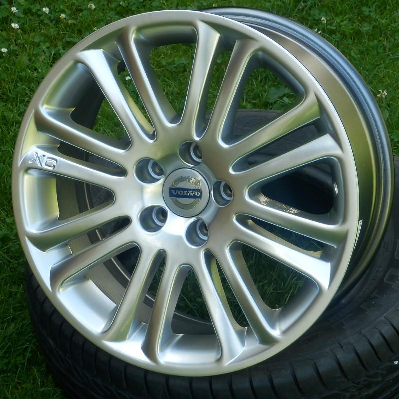 WSP ITALY W1250 STOCKHOLM 7,5x17 5x108 ET38.00 hyper silver