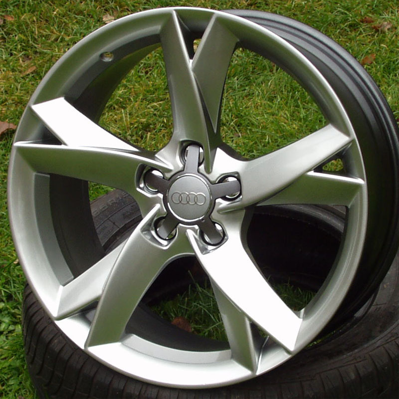 WSP ITALY W558 S5 Potenza 8,5x19 5x112 ET43.00 hyper silver
