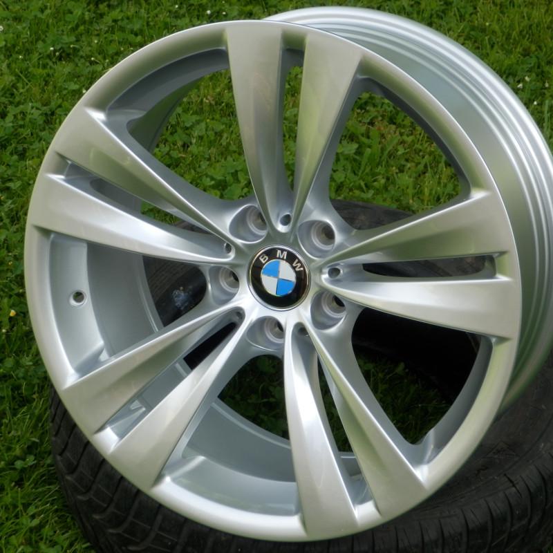 WSP ITALY W673 NEPTUNE GT 8,5x20 5x120 ET33.00 silver