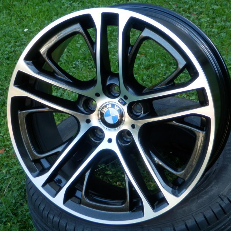 WSP ITALY W677 X3 XENIA 8,5x19 5x120 ET25.00 diamond black polished